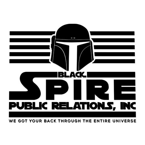 Black Spire Logo